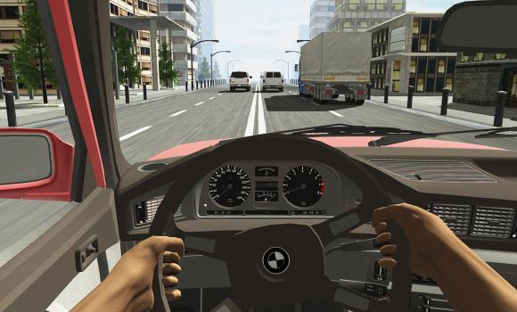 Racing in Car Ekran Görüntüleri - 2