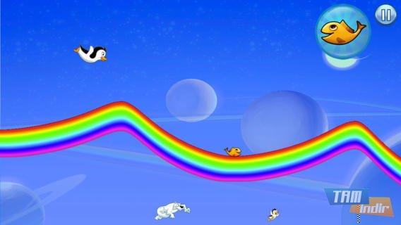 Racing Penguin, Flying Free Ekran Görüntüleri - 2