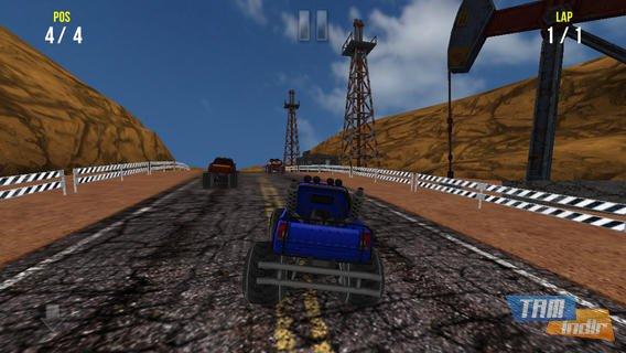 Racing Pro Ekran Görüntüleri - 2