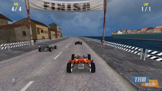 Racing Pro Ekran Görüntüleri - 1