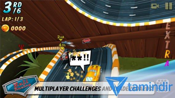 Rail Racing Free Ekran Görüntüleri - 3