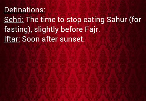 Ramazan 2014 Ekran Görüntüleri - 2