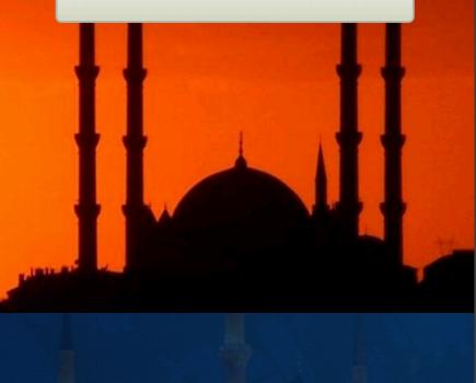 Ramazan İmsakiyesi 2014 Ekran Görüntüleri - 1