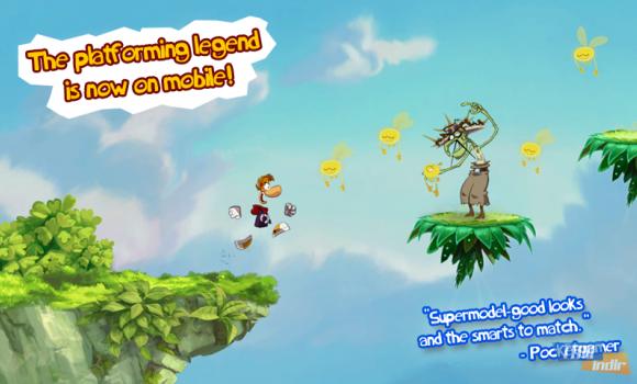Rayman Jungle Run Ekran Görüntüleri - 4