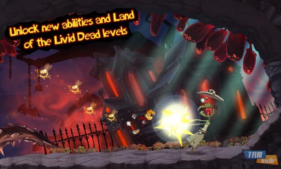 Rayman Jungle Run Ekran Görüntüleri - 1