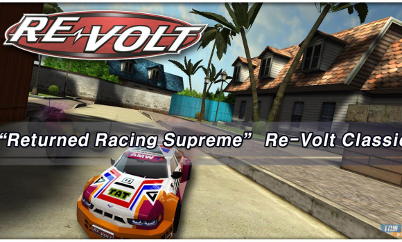 RE-VOLT Classic Ekran Görüntüleri - 7