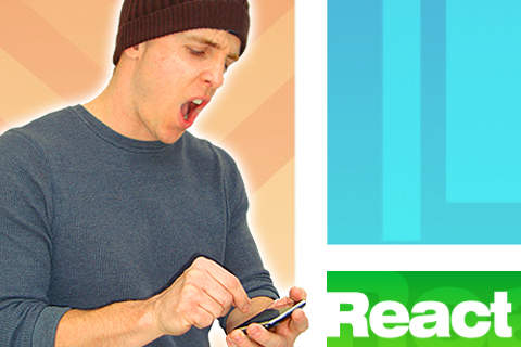 React Reaction Game Ekran Görüntüleri - 1