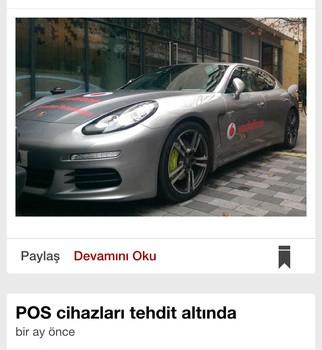 Vodafone Ready News Ekran Görüntüleri - 5