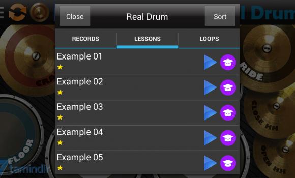 Real Drum Ekran Görüntüleri - 4