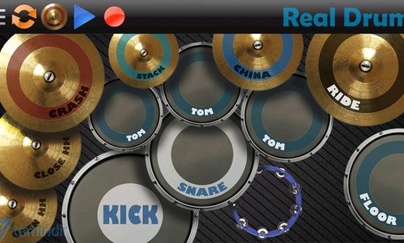 Real Drum Ekran Görüntüleri - 1