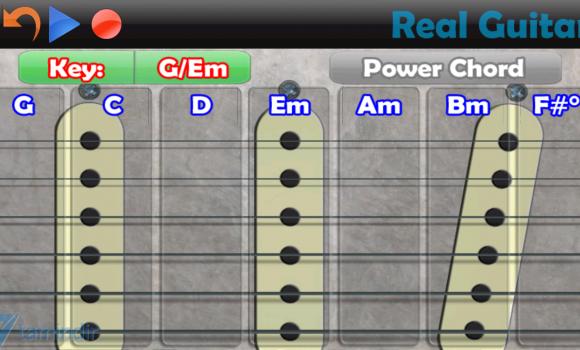 Real Guitar Ekran Görüntüleri - 3