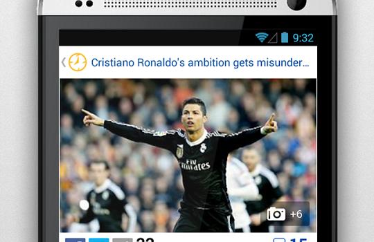 Real Madrid Alarm Ekran Görüntüleri - 3