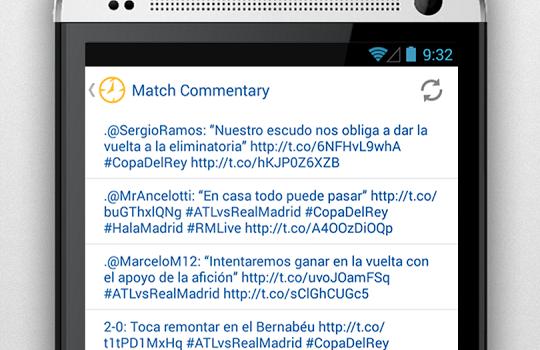 Real Madrid Alarm Ekran Görüntüleri - 1