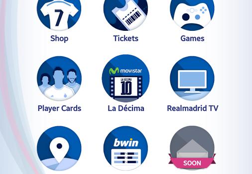 Real Madrid App Ekran Görüntüleri - 4