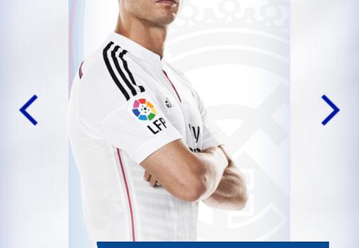Real Madrid App Ekran Görüntüleri - 3