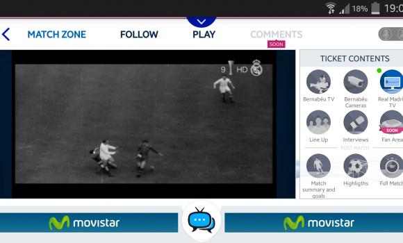 Real Madrid App Ekran Görüntüleri - 2