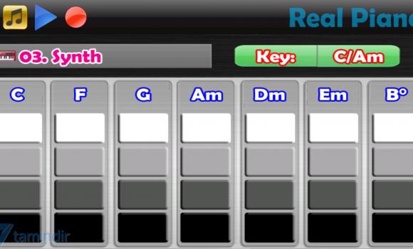 Real Piano Ekran Görüntüleri - 1