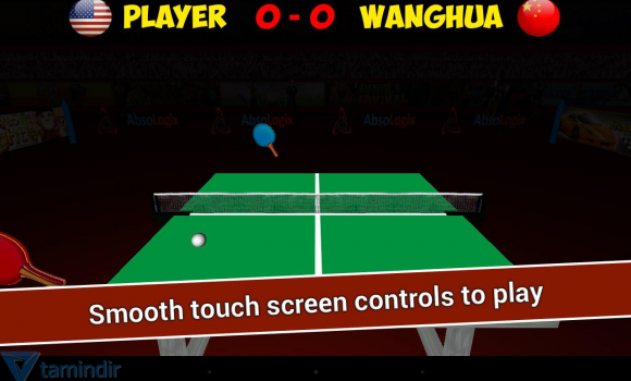 Real Ping Pong Ekran Görüntüleri - 2