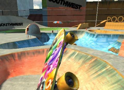 Real Skate 3D Ekran Görüntüleri - 5