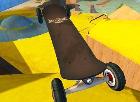 Real Skate 3D Ekran Görüntüleri - 4