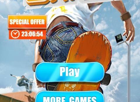 Real Skate 3D Ekran Görüntüleri - 1