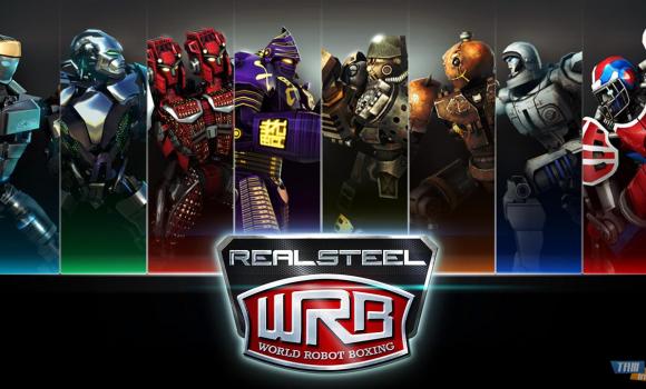 Real Steel World Robot Boxing Ekran Görüntüleri - 5