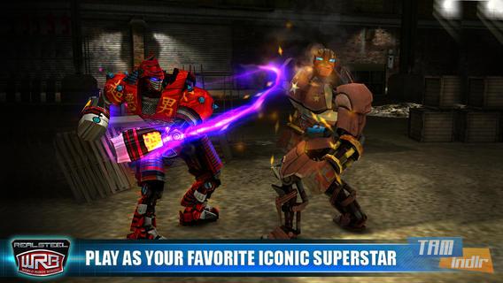 Real Steel World Robot Boxing Ekran Görüntüleri - 1