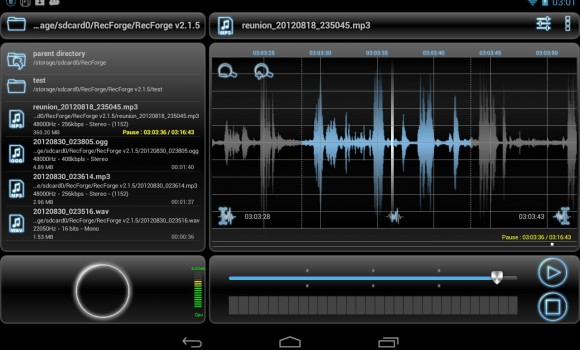 RecForge Pro Ekran Görüntüleri - 5