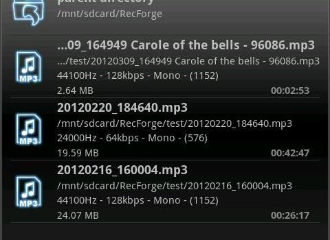 RecForge Pro Ekran Görüntüleri - 4