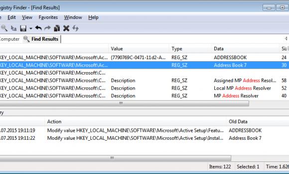 Registry Finder Ekran Görüntüleri - 2