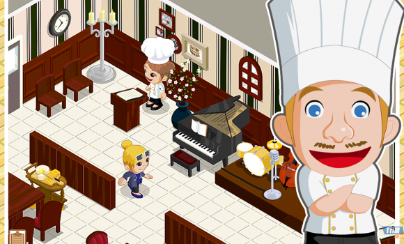 Restaurant Story: School Time Ekran Görüntüleri - 4