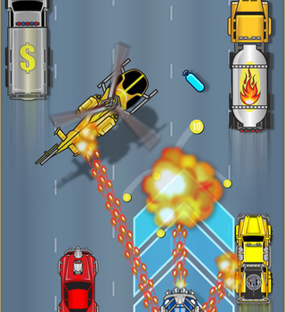 Road Riot Combat Racing Ekran Görüntüleri - 4