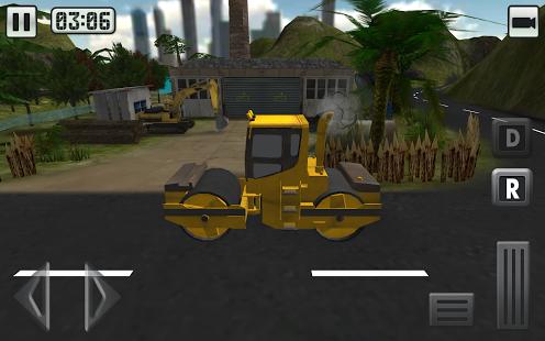 Road Roller Simulator 2015 Ekran Görüntüleri - 3