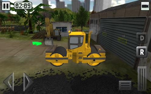 Road Roller Simulator 2015 Ekran Görüntüleri - 2