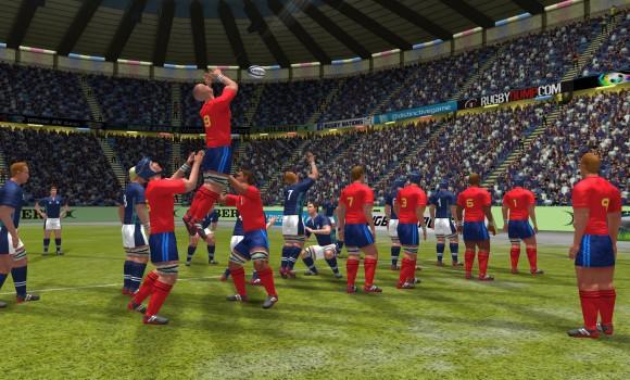 Rugby Nations 16 Ekran Görüntüleri - 2