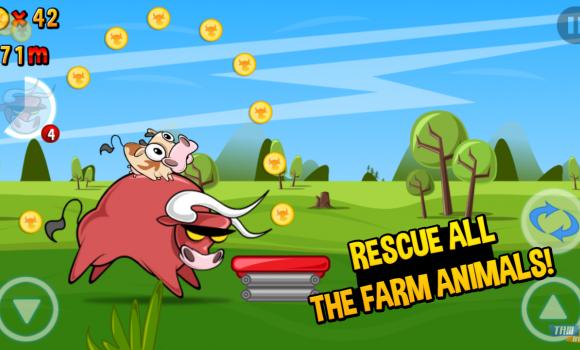 Run Cow Run Ekran Görüntüleri - 1