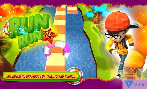 Run Run 3D Ekran Görüntüleri - 3