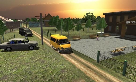 Russian Minibus Simulator 3D Ekran Görüntüleri - 4