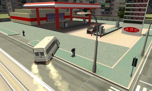 Russian Minibus Simulator 3D Ekran Görüntüleri - 3