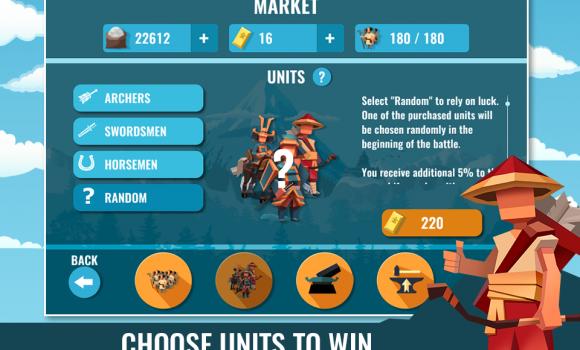 Samurai: War Game Ekran Görüntüleri - 2