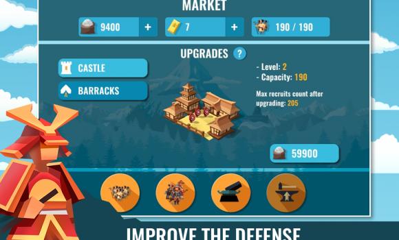 Samurai: War Game Ekran Görüntüleri - 1