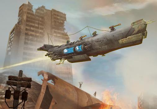 Sandstorm: Pirate Wars Ekran Görüntüleri - 3