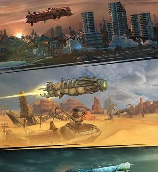 Sandstorm: Pirate Wars Ekran Görüntüleri - 2