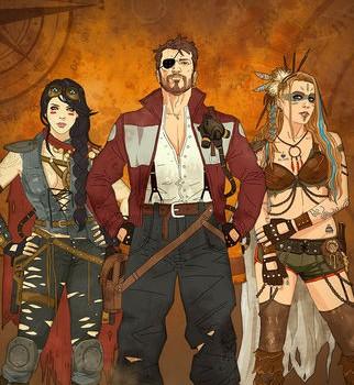 Sandstorm: Pirate Wars Ekran Görüntüleri - 1