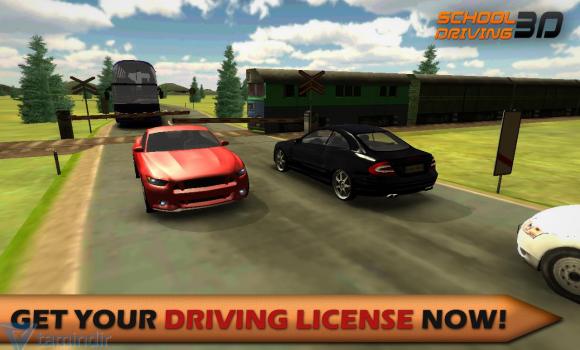 School Driving 3D Ekran Görüntüleri - 5
