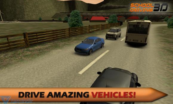 School Driving 3D Ekran Görüntüleri - 3