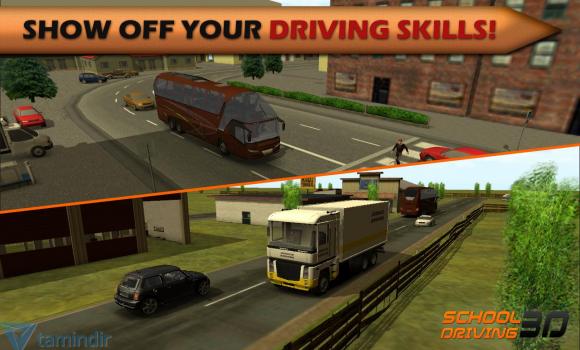 School Driving 3D Ekran Görüntüleri - 1