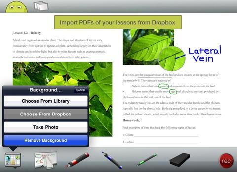ScreenChomp Ekran Görüntüleri - 5