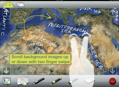 ScreenChomp Ekran Görüntüleri - 4