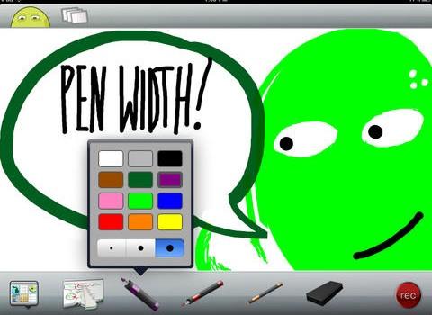 ScreenChomp Ekran Görüntüleri - 2